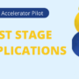 EIC Accelerator First Stage Applications: Some things to know and to watch out for
